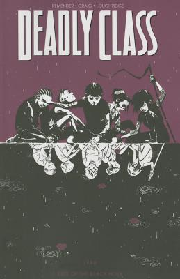 Deadly Class Volume 2 cover image