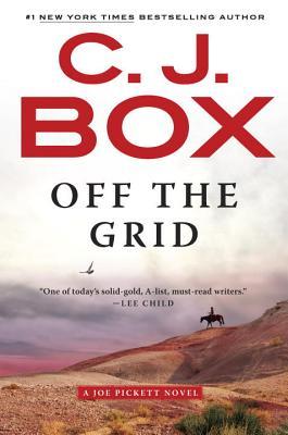 Off the Grid (A Joe Pickett Novel #16) Cover Image