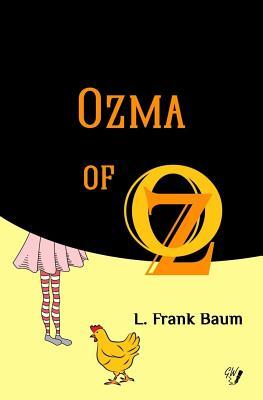 Ozma of Oz (Oz Books #3) Cover Image