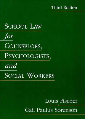 School Law for Counselors, Psychologists, and Social Workers Cover Image
