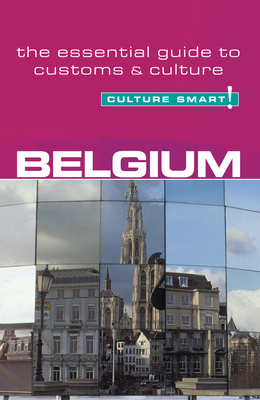 Culture Smart! Belgium Cover