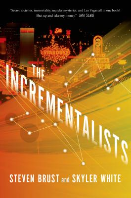 Cover for The Incrementalists