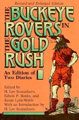 Cover for Buckeye Rovers in the Gold Rush