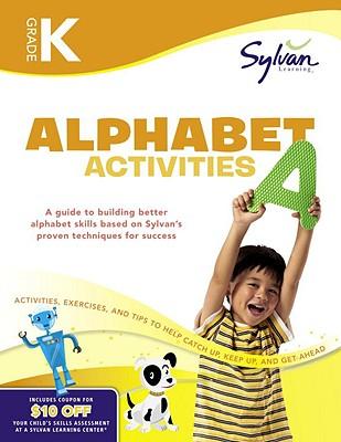 Kindergarten Alphabet Activities Cover