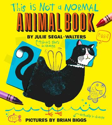 This Is Not a Normal Animal Book Cover Image