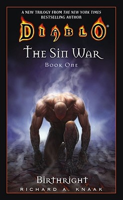 Birthright (Diablo: The Sin War, Book 1) cover image
