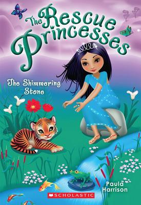 Rescue Princesses #8: The Shimmering Stone Cover Image