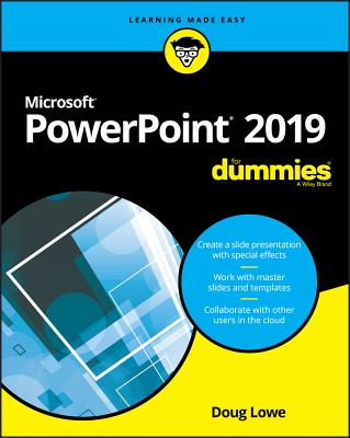 PowerPoint 2019 for Dummies Cover Image