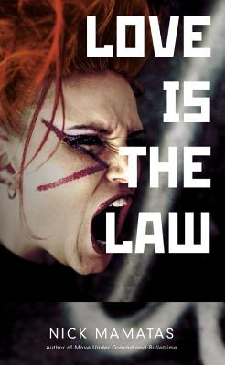 Love Is the Law Cover