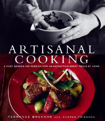 Artisanal Cooking Cover