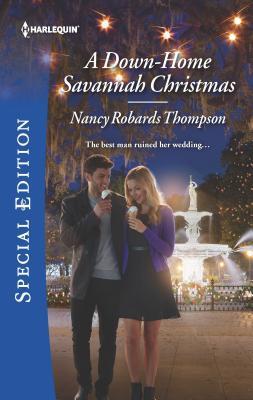 A Down-Home Savannah Christmas Cover Image