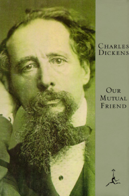 Our Mutual Friend Cover