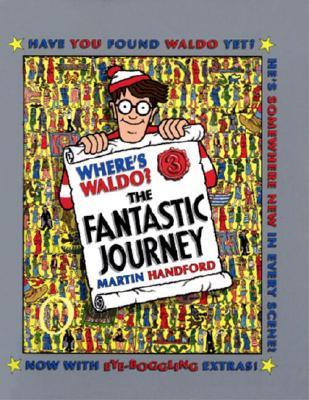 Where's Waldo? the Fantastic Journey Cover Image