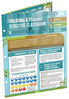 Creating a Trauma-Sensitive Classroom (Quick Reference Guide 25-Pack) Cover Image