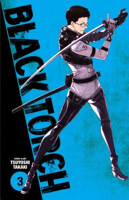 Cover for Black Torch, Vol. 3