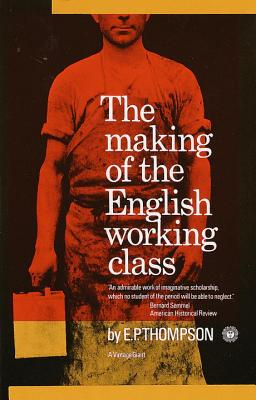 Making of the English Working Class Cover