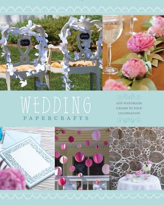 Wedding Papercrafts Cover