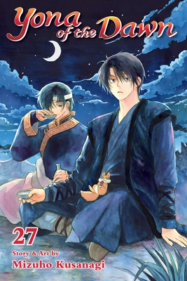 Yona of the Dawn, Vol. 27 Cover Image
