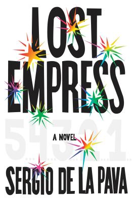 Lost Empress: A Novel Cover Image