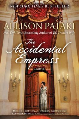 The Accidental Empress: A Novel Cover Image