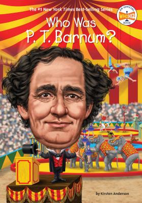 Who Was P. T. Barnum? (Who Was?) Cover Image