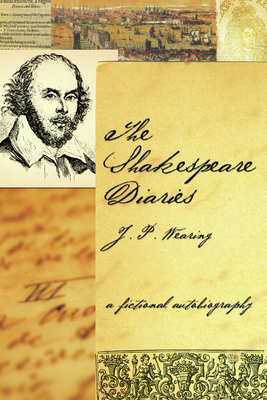 Cover for The Shakespeare Diaries