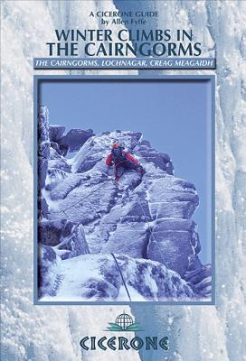 Winter Climbs in the Cairngorms Cover
