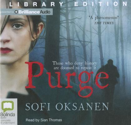 Purge Cover
