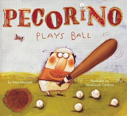 Pecorino Plays Ball Cover