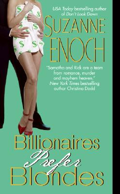 Billionaires Prefer Blondes Cover