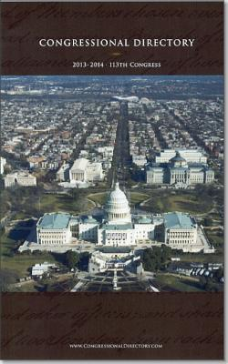 Official Congressional Directory: 113th Congress Cover Image