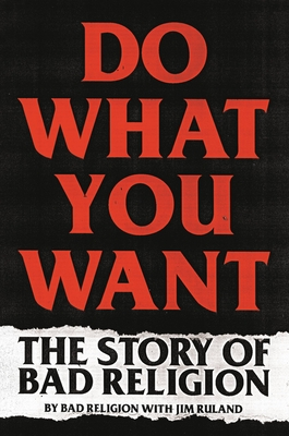 Cover for Do What You Want