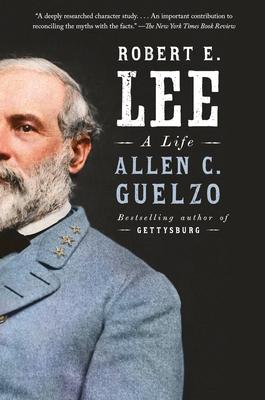 Robert E. Lee: A Life Cover Image