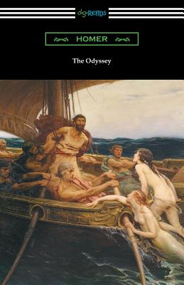The Odyssey (Translated Into Prose by Samuel Butler with an Introduction by William Lucas Collins) Cover Image