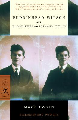 Pudd'nhead Wilson and Those Extraordinary Twins Cover Image