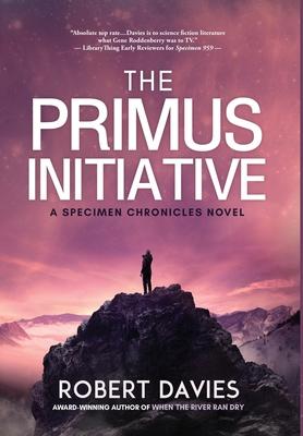 Cover for The Primus Initiative (Specimen Chronicles #3)