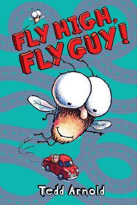 Fly High, Fly Guy! Cover