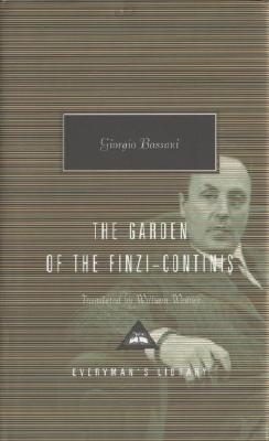 The Garden of the Finzi-Continis (Everyman's Library Contemporary Classics Series) Cover Image