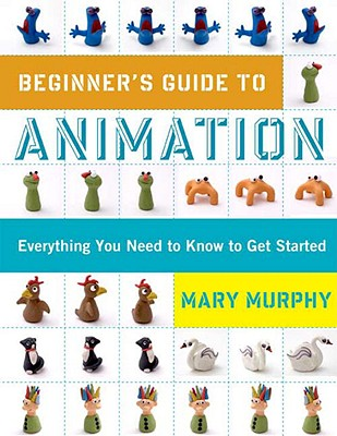 Beginner's Guide to Animation Cover