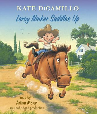Leroy Ninker Saddles Up: Tales from Deckawoo Drive, Volume One Cover Image