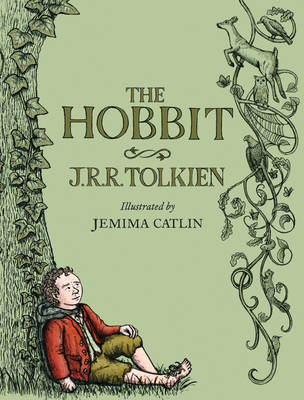 The Hobbit: Illustrated Edition Cover Image