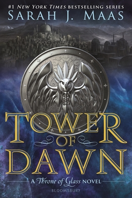 Tower of Dawn (Throne of Glass) Cover Image