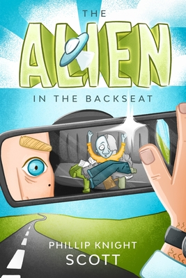 Cover for The Alien in the Backseat