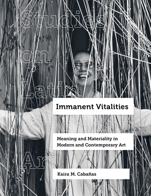 Cover for Immanent Vitalities