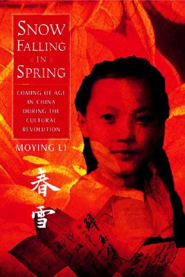 Snow Falling in Spring Cover