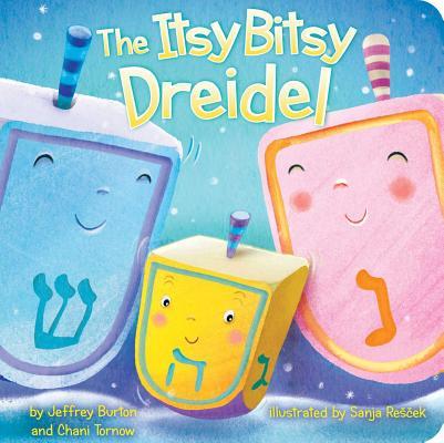 The Itsy Bitsy Dreidel Cover Image