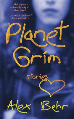 Cover for Planet Grim