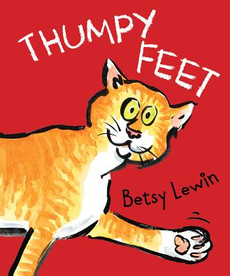 Cover for Thumpy Feet
