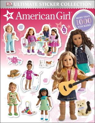 Ultimate Sticker Collection: American Girl Cover Image