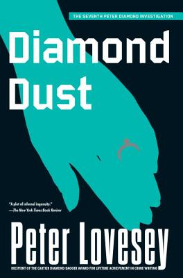 Diamond Dust (A Detective Peter Diamond Mystery #7) Cover Image